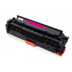 Toner HP CC533A (CC533, 304A) červený (magenta) 2800 stran komp. - LaserJet CP-2025, CP-2020, CM-2320, CM2720, CP-2025N
