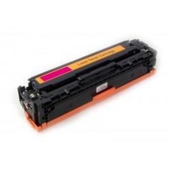 Toner HP CB543A (CB543, 125A) červený (magenta) 1400stran komp.- LaserJet CP-1210, CM-1312, CP-1214, CP-1515, CP-1516, CP-1517
