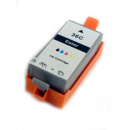 Cartridge Canon CLI-36 (CLI36) barevná (color) - kompatibilní inkoustová náplň pro Canon iP100, iP110