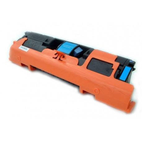 Toner HP Q3961A (61A) modrý (cyan) 4000 stran kompatibilní - LaserJet 1500 / 2550 / 2820 / 2840