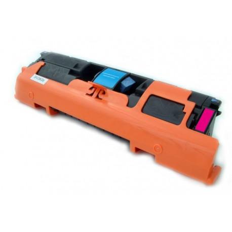 Toner HP Q3963A (63A) červený (magenta) 4000 stran kompatibilní - LaserJet 1500 / 2550 / 2820 / 2840