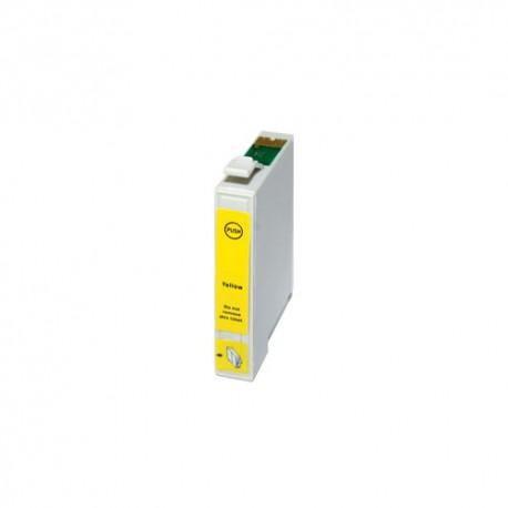 Cartridge Epson T0714 žlutá (yellow) - komp. inkoustová náplň - Epson Stylus SX100, SX115, SX110, SX510, DX7400, DX4000, DX5000