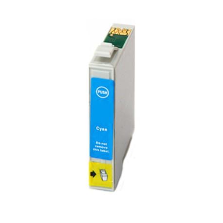 Cartridge Epson T0442 modrá (cyan) - kompatibilní inkoustová náplň - Epson Stylus CX6400, Epson C86, C66, CX4600