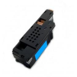 Toner Dell E525 / E525W modrý (cyan) 593-BBLL H5WFX 1400 stran kompatibilní