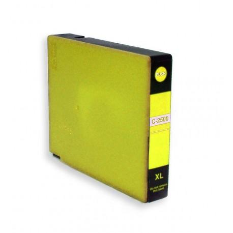 Canon PGI-2500XL Y žlutá (yellow) (PGI-2500Y, 9267B001) kompatibilní inkoustová náplň (cartridge) pro MAXIFY IB4050, MB5030