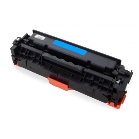 Toner HP CF381A (CF381, 312A) modrý (cyan) 2700 stran komp. - LaserJet Pro M476, M476dn, M476dw, M476nw