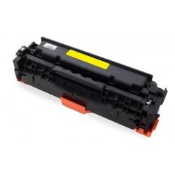 Toner HP CF382A (CF382, 312A) žlutý (yellow) 2700 stran komp. - LaserJet Pro M476, M476dn, M476dw, M476nw