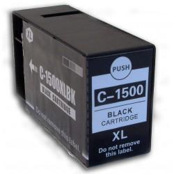 Canon PGI-1500XL BK černá (black) (PGI-1500BK, 9182B001) kompatibilní inkoustová náplň (cartridge) pro MAXIFY MB2050, MB2350