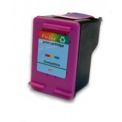 Inkoustová cartridge HP 57 (C6657AE) barevná DeskJet 450, 5550, 5650, 9600, Photosmart 7350, 7550, 7755 -  renovovaná