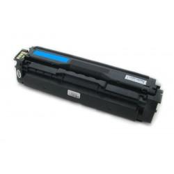 Toner Samsung CLT-C506L (C506L, C506, C506S) modrý (cyan) 3500 stran kompatibilní - CLP-680, CLP-680DW, CLX-6260, CLX-6260ND