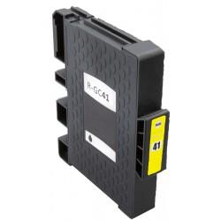 Cartridge GC-31Y žlutá kompatibilní inkoustová náplň (cartridge) pro Ricoh GX e 3300N, GX e 3350 N, GX e 2600
