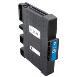 Cartridge Ricoh GC-21C (GC21, GC21C, 405533) modrá (cyan) - GX7000, GX5050, GX2500 - kompatibilní inkoustová náplň
