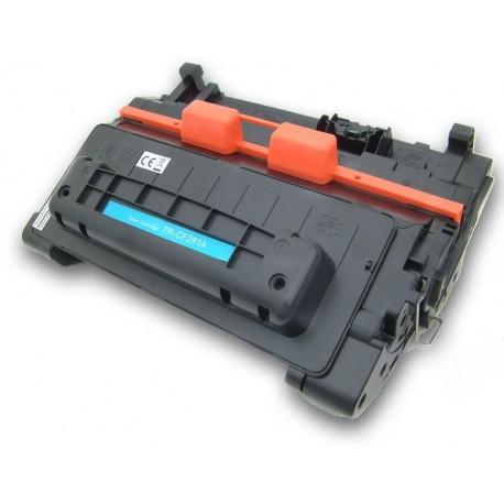 Toner HP CF281A (81A, CF281X, 81X) 10500 stran kompatibilní - LaserJet Enterprise M630, M604, M605, M606