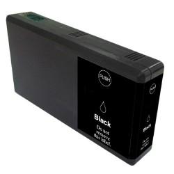 Cartridge Epson T7901 (C13T79014010, 79XL) černá (black) kompatibilní inkoustová náplň - WorkForce Pro WF-4640DTWF, WF-5620