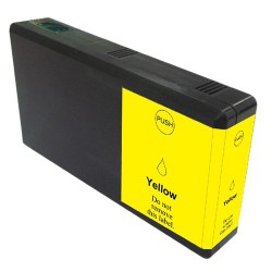 Cartridge Epson T7904 (C13T79044010, 79XL) žlutá (yellow) kompatibilní inkoustová náplň - WorkForce Pro WF-4640DTWF, WF-5620