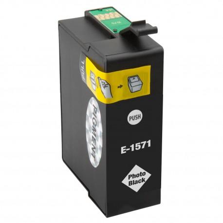 Cartridge Epson T1571 Black Epson Stylus Photo R3000 - kompatibilní inkoustové náplně