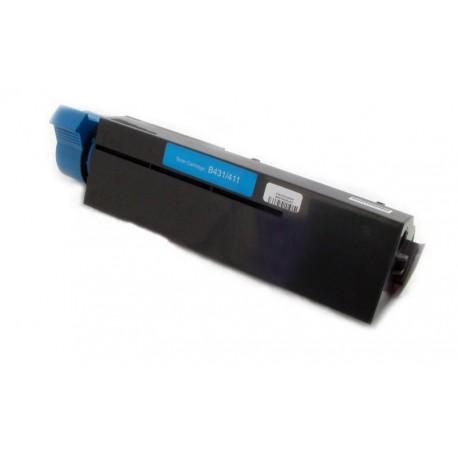 Toner Oki B432 45807111 černý (black) 12000 stran kompatibilní - Oki B432DN, B512dn, MB562dnw, MB492dn