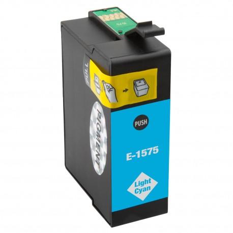 Cartridge Epson T1575 Light Cyan Epson Stylus Photo R3000 - kompatibilní inkoustové náplně