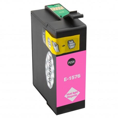 Cartridge Epson T1576 Light Magenta Epson Stylus Photo R3000 - kompatibilní inkoustové náplně