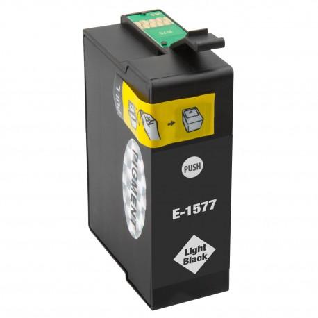 Cartridge Epson T1577 Light Black Epson Stylus Photo R3000 - kompatibilní inkoustové náplně