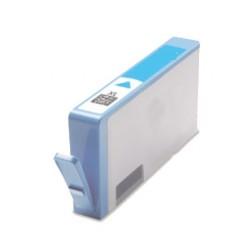 HP 655C (CZ110A, 655XL, 655 XL) modrá (cyan) s čipem kompatibilní inkoustová náplně (cartridge) pro HP Advantage