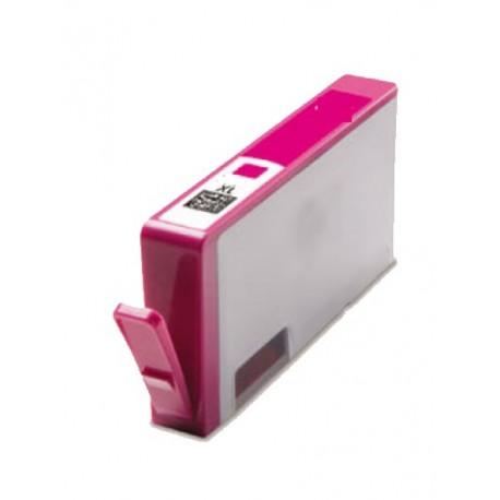 HP 655M (CZ111A, 655XL, 655 XL) červená (magenta) s čipem kompatibilní inkoustová náplně (cartridge) pro HP Advantage