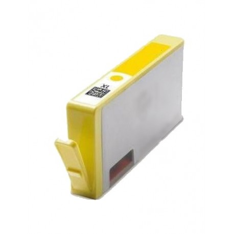 Cartridge HP 920Bk (920XL, HP920, HP 920 XL, CD974A) žlutá (yellow) HP OfficeJet 6000 6500 7000-kompatibilní inkoustová náplň