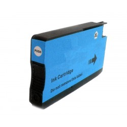 Cartridge HP 953XL (953 XL, 953XL, F6U16AE) modrá (cyan) s čipem HP Officejet Pro 7740, 8210 - kompatibilní inkoustová náplň