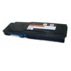 Toner Xerox 106R02233 modrý (cyan) 6000 stran kompatibilní - Xerox Phaser 6600, Workcentre 6605