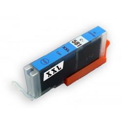 Canon CLI-581XXL C (CLI-581XL C, CLI-581C, CLI-581) modrá (cyan) - kompatibilní inkoustová náplň (cartridge PGI-580)