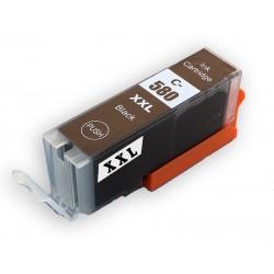 Canon PGI-580XXL PGBK (PGI-580XL Bk, PGI-580Bk, PGI-580) černá (black) - kompatibilní inkoustová náplň (cartridge)