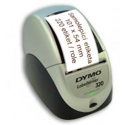 Etikety / Štítky Dymo Labelwriter 101x54mm, 99014, S0722430 - přepravní, 220ks kompatibilní