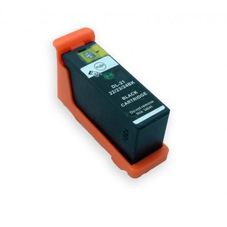 Inkoustová cartridge černá Dell V313 /  V515 / V715 / P513 / P713 - X737N /  X768N - 592-11295, 592-11327