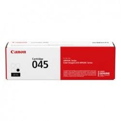 Canon originální toner 045BK, black, 1400str., 1242C002, Canon LBP613Cdw, 611Cn, MFP635Cx, 633Cdw, 631Cn