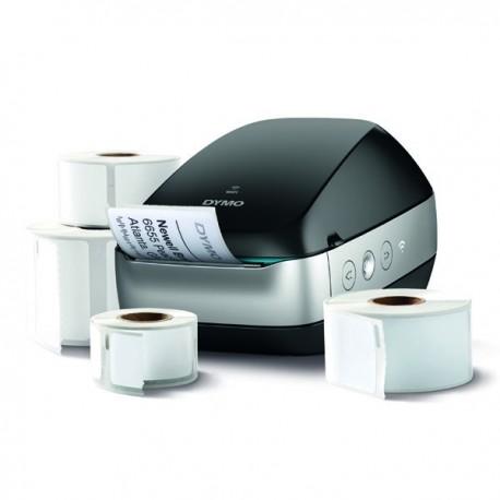 DYMO LabelWriter WIFI + 4 role etiket zdarma  + 300Kč poukaz na nákup etiket - tiskárna etiket, čárových kódů, štítků