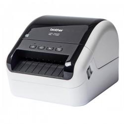 Tiskárna samolepicích štítků  / etiket Brother QL-1100 - tisk čárových kódů, popisek, etiket PPL, pošta podání online, DPD, DHL