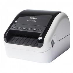 Tiskárna samolepicích štítků  / etiket Brother QL-1110NWB (net, WiFi, Bluetooth) - čárové kódy, etikety PPL, Pošta, DPD, DHL