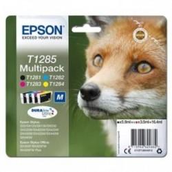 Epson originální ink C13T12854012, T1285, (T1281, T1282, T1283, T1284), Epson Stylus S22, SX125, 420W, 425W, Stylus Office BX305