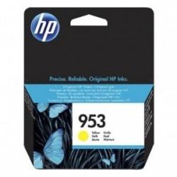 Inkoustová cartridge HP 953 (F6U14AE) originální, žlutá (yellow), blistr, 700str., HP OfficeJet Pro 8218, 8710, 8720, 8730, 8740