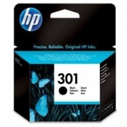 HP originální ink CH561EE, HP 301, black, 190str., HP Deskjet 1000, 1050, 2050, 3000, 3050