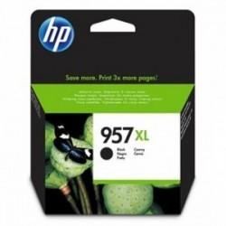 Inkoustová cartridge HP 957XL (L0R40AE) originální, černá (black), 3000str., 63,5ml, OfficeJet Pro 8218, 8710,8720, 8730,8740