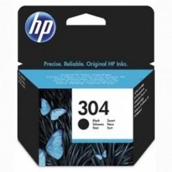 HP originální ink N9K06AE, HP 304, black, 120str., HP DeskJet 2620,2630,2632,2633,3720,3730,3732,3735