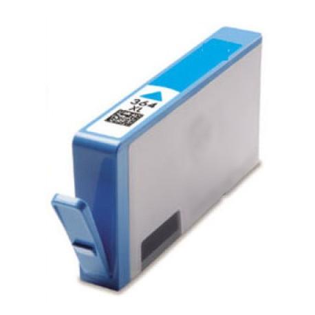 HP 364XL (CB323EE) modrá s čipem HP Photosmart C5380, B109, Deskjet D5460 - kompatibilní inkoustová náplně (cartridge) - HP