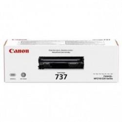Canon originální toner CRG737 (CRG-737, CRG-737BK), černý, 2400str., 9435B002, Canon MF229, MF226, MF217, MF216, MF212, MF237