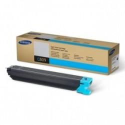 Toner Samsung / HP CLT-C809S (C809S, 809S, SS567A), modrý (cyan), originální, 15000str., CLX-9201, 9206, 9251-9258, 9306