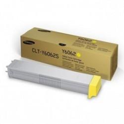 HP / Samsung originální toner SS706A, CLT-Y6062S, žlutý (yellow), 20000str., Y6062S, MultiXpress CLX-9250ND, CLX-9350ND