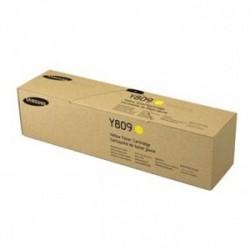 Toner Samsung / HP CLT-Y809S (Y809S, 809S, SS742A), žlutý (yellow), originální, 15000str., CLX-9201, 9206, 9251, 9256, 9258