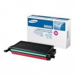 HP / Samsung originální toner ST924A, CLP-M660B, červený (magenta), 5000str., M660B, high capacity, CLP-610, 611, 612, 660, 661