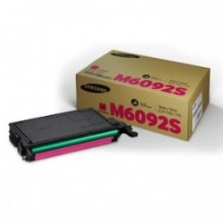Toner Samsung / HP CLT-M6092S (M6092S, SU348A), červený (magenta), originální, 7000str., CLP-770, CLP-775