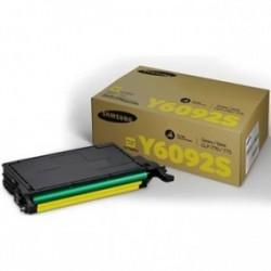 HP / Samsung originální toner SU559A, CLT-Y6092S, žlutý (yellow), 7000str., Y6092S, CLP-770ND, CLP-775